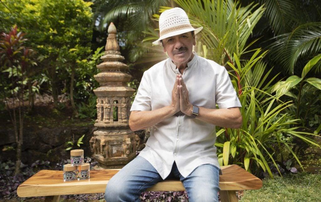 Carlos Santana_Miyaro Cannabis_Photo courtesy of Left Coast Ventures
