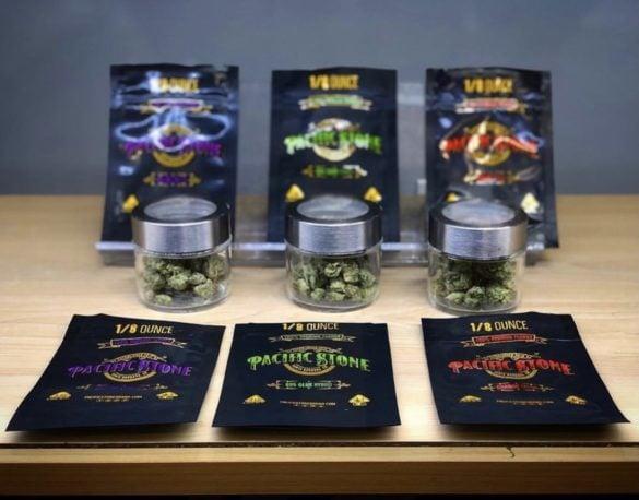 Pacific Stone cannabis