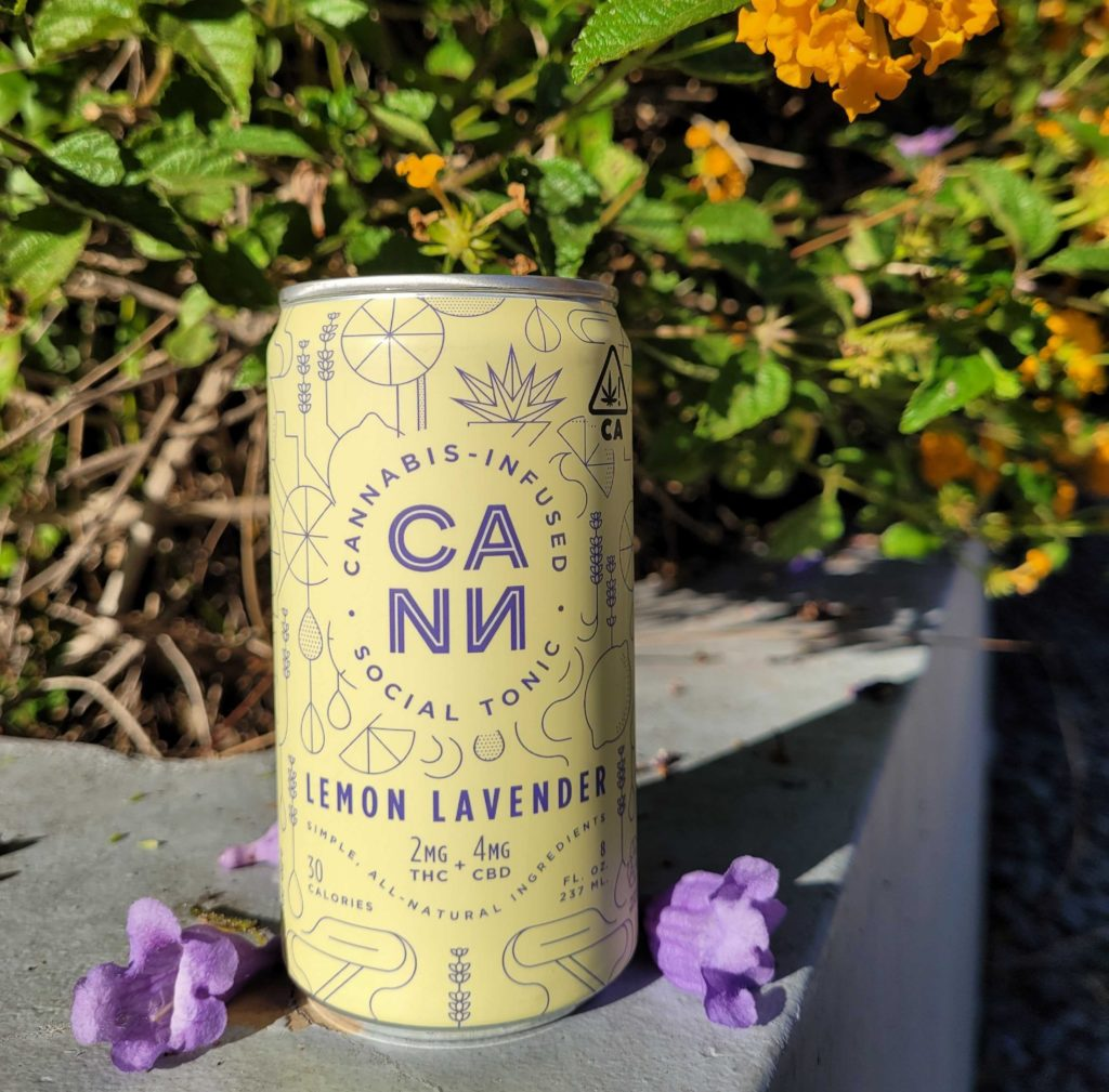 CANN review of Lemon Lavender from Emjay