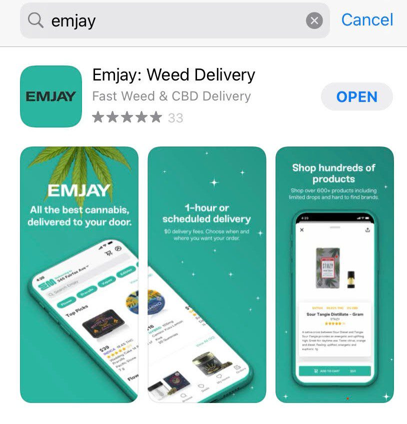 Emjay In The App Store